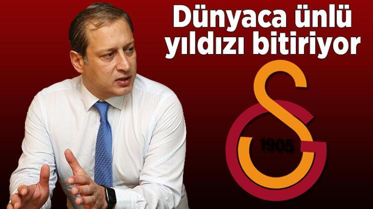 Galatasaray transfer haberi! Başkan Burak Elmas dünyaca ünlü yıldızı bitiriyor!