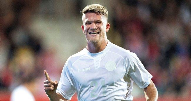 Trabzonspor'un listesindeki Andreas Cornelius hayran bıraktı