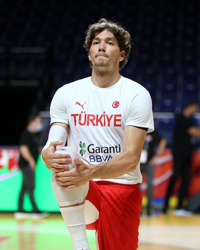 FIBA Olimpiyat Elemeleri Maç sonucu: Uruguay 86-95 Türkiye