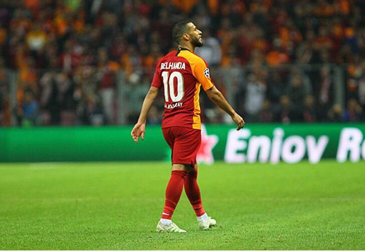 Adana Demirspor'da Belhanda tamam, sırada Balotelli