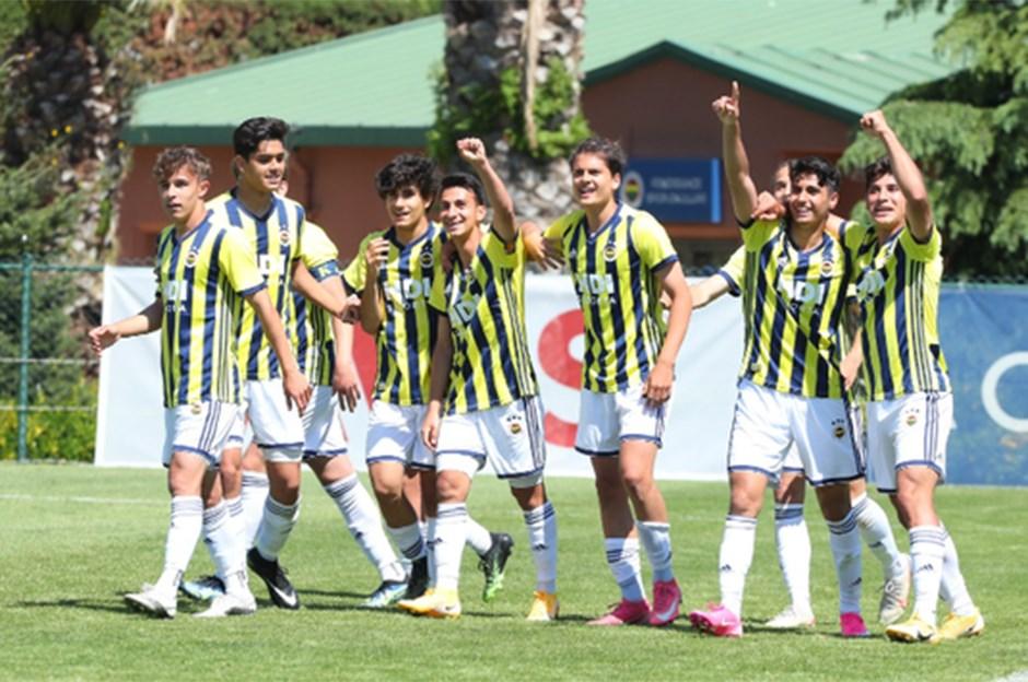 Fenerbahçe 6 golle turladı!