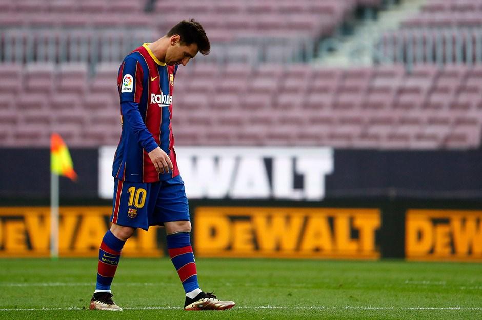 La Liga'dan veto: Barcelona'da Lionel Messi çıkmazı!