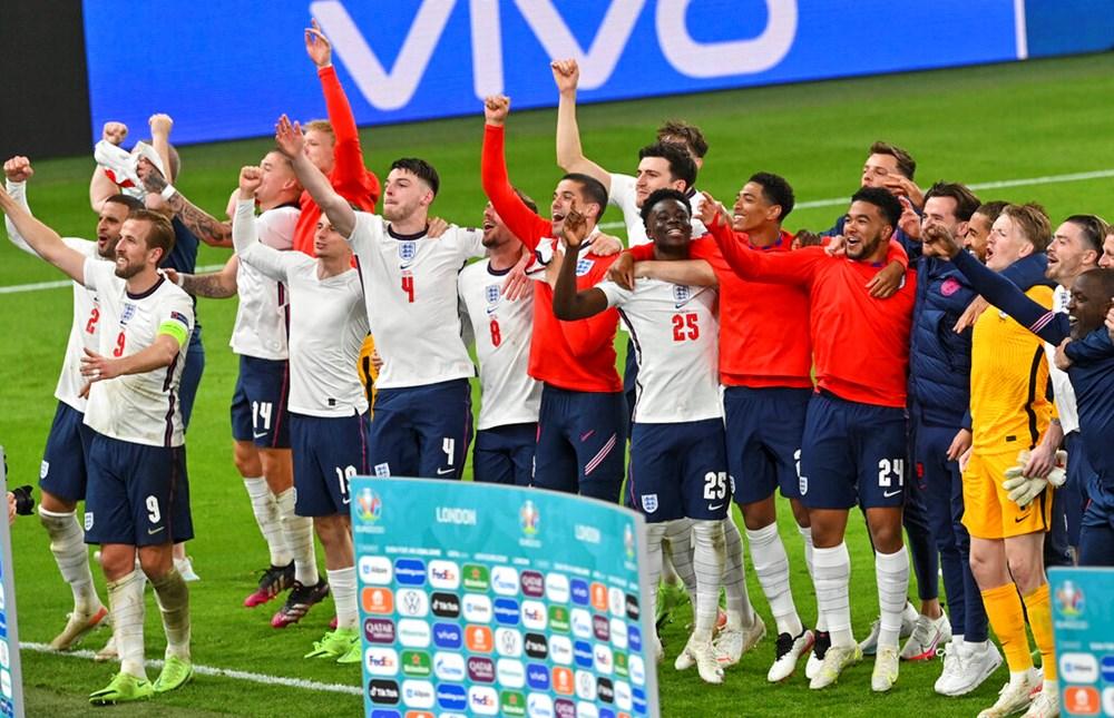 İngiltere-Danimarka maçı ile ilgili skandallar devam ediyor!