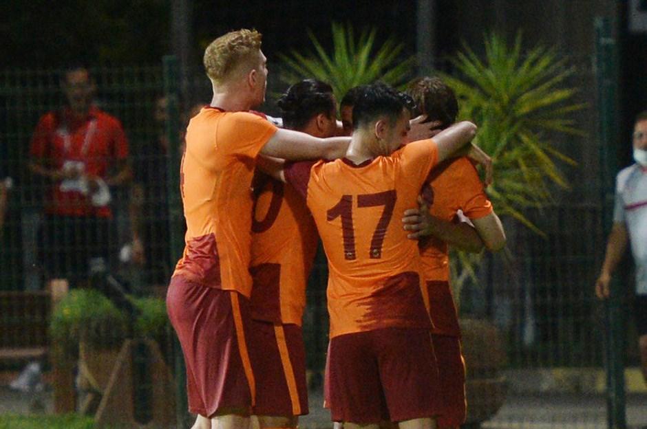 İlk finalist Galatasaray!