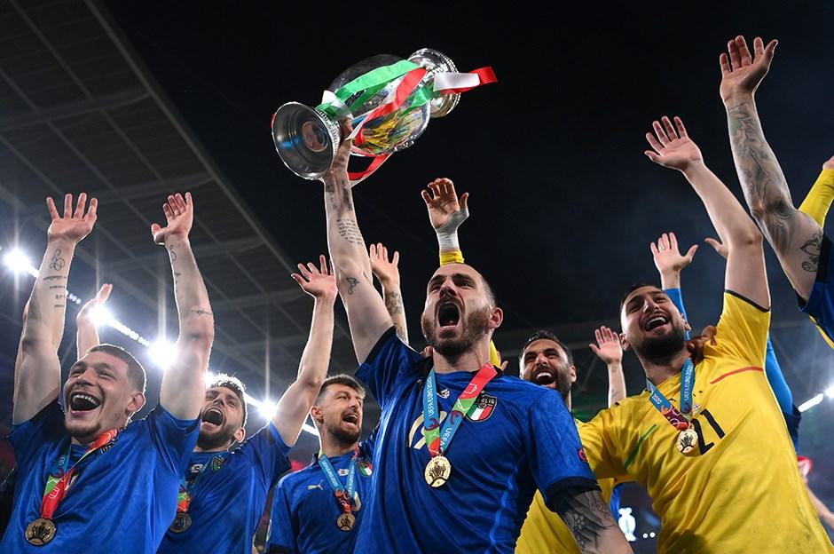 Bonucci: İtalya bir kez daha ders verdi