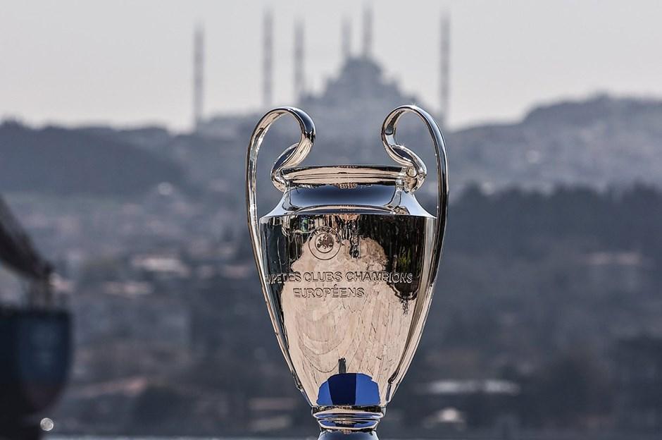2023 Şampiyonlar Ligi finali İstanbul'da oynanacak!