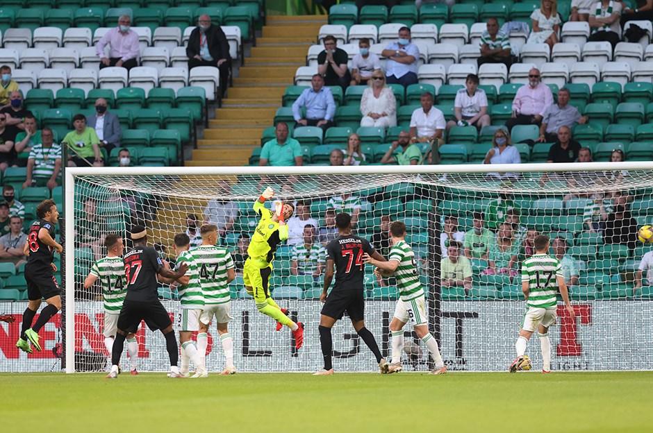 Celtic ile Midtjylland yenişemedi!