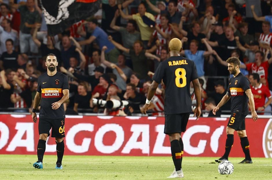 Galatasaray'ın en farklı yenilgisi