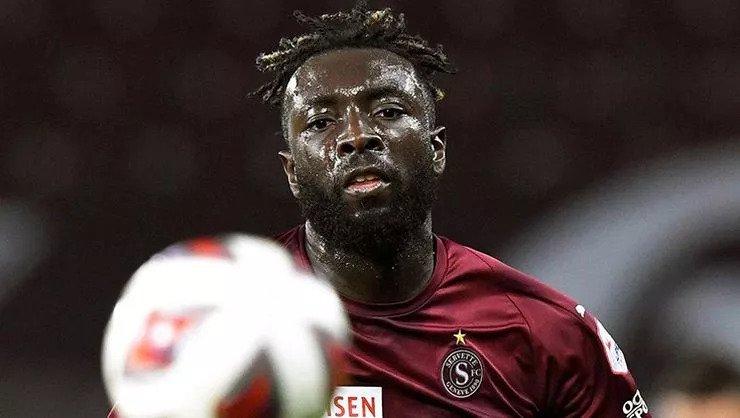 Trabzonspor transfer haberi! Forvete Kyei iddiası!