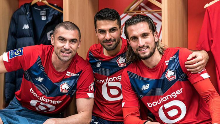 Porto, Burak'lı, Yusuf'lu ve Zeki'li Lille'i 2-0'la geçti