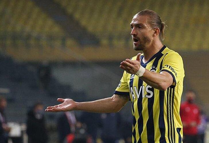Fenerbahçe'de Caner Erkin gerçeği!