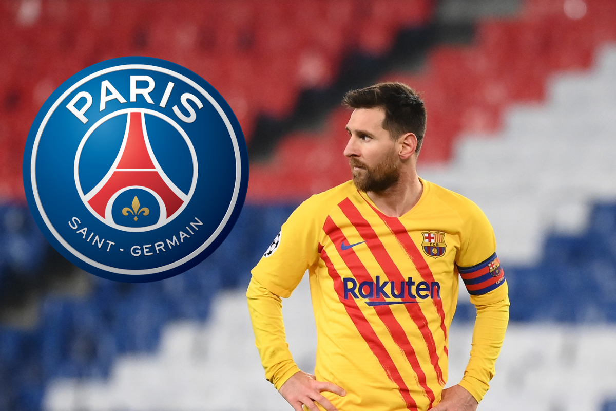 Messi adım adım PSG'ye