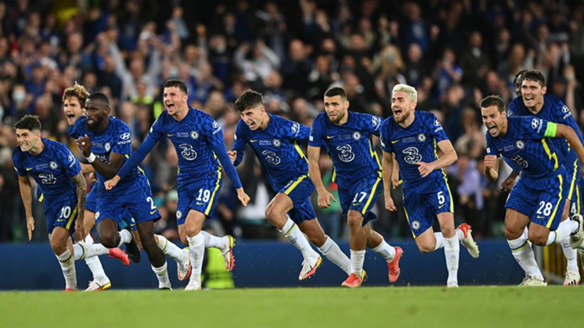 Chelsea-Villarreal Süper Kupa finali: 1-1 (penaltılar: 6-5)