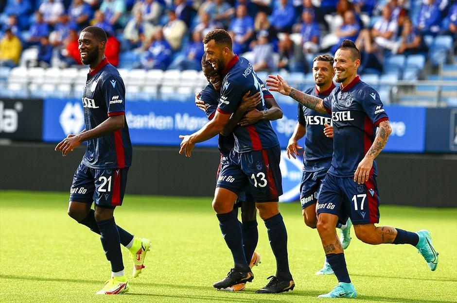 Trabzonspor, Norveç'ten turla dönüyor
