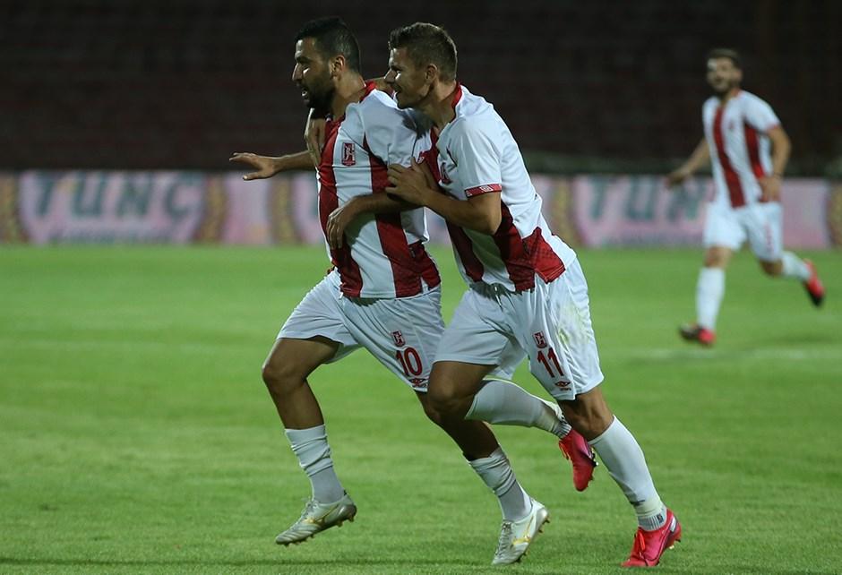 Balıkesirspor 3 puanı tek golle kaptı