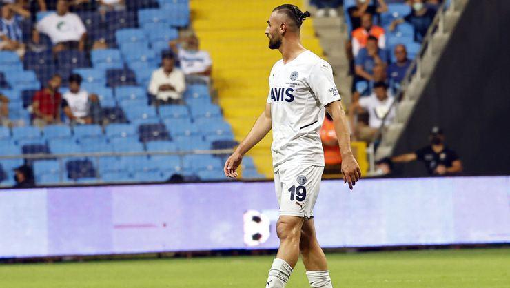 Fenerbahçe'de sakatlanan Serdar Dursun'da flaş gelişme