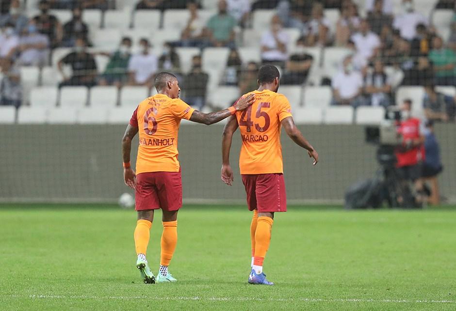 Galatasaray'da Marcao'nun kaçıracağı maçlar