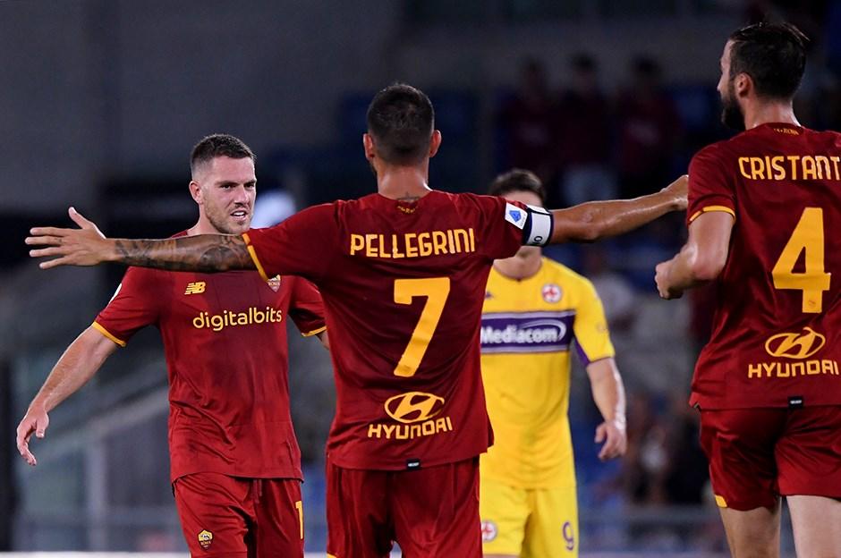 Roma: 3 - Fiorentina: 1
