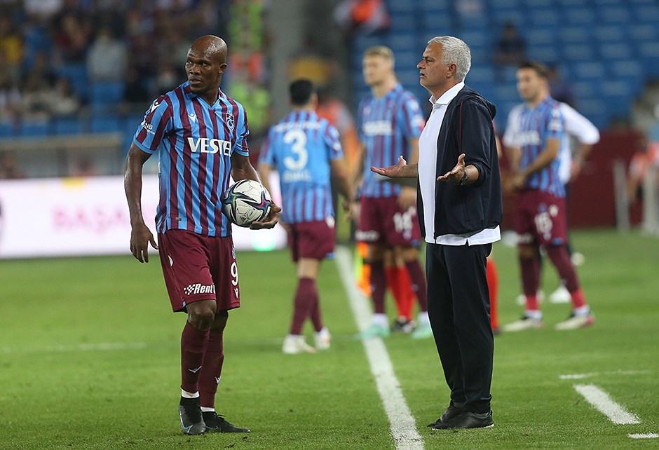 Trabzonspor'un Roma maçı kamp kadrosu belli oldu
