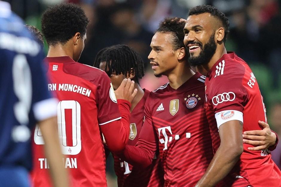 Bayern Münih, bir düzine golle turladı