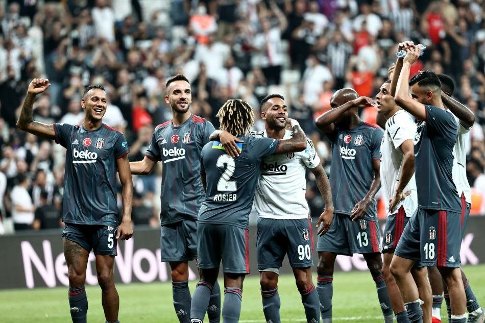 Beşiktaş - Karagümrük maç sonucu: 1-0