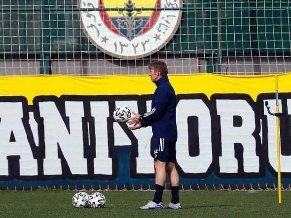 Fenerbahçe teknik kadrosunda ayrılık