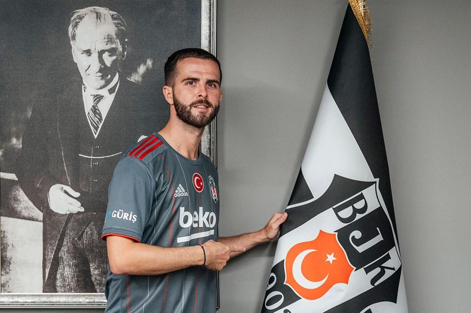 """""""Beşiktaş'ta çok mutlu olacağımı düşünüyorum"""""""