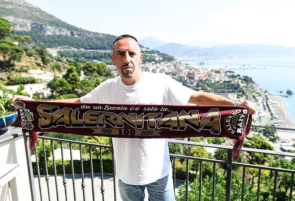 Ribery'nin yeni adresi netlik kazandı