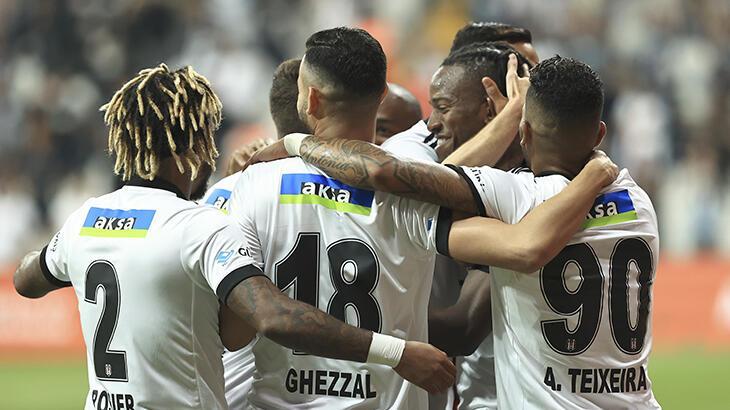 Beşiktaş'ın yeni hücum hattı tam not aldı