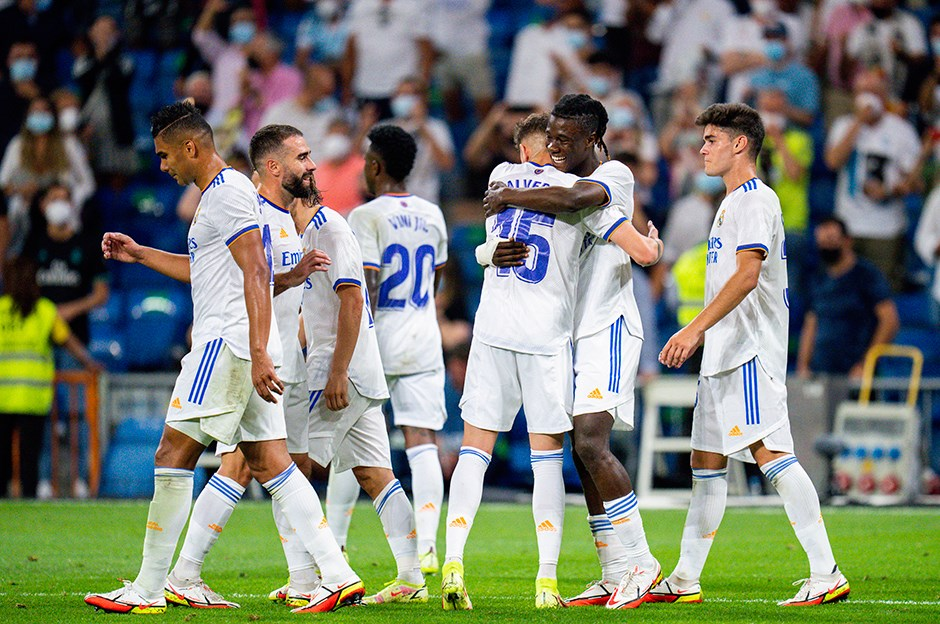Real Madrid 5-2 Celta Vigo