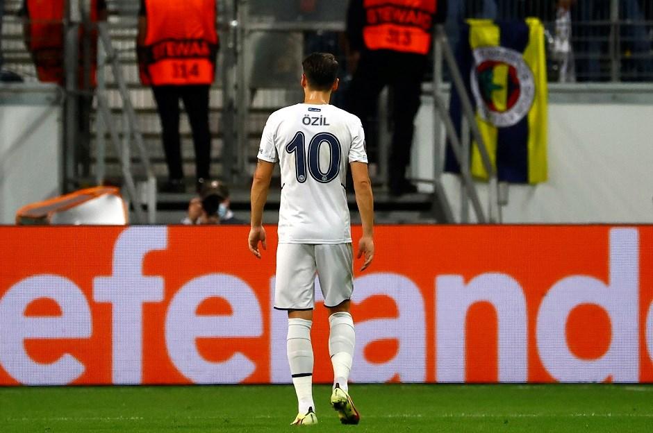 Mesut Özil, 3 yıl sonra...