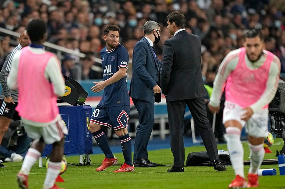 Paris Saint-Germain 2-1 Lyon