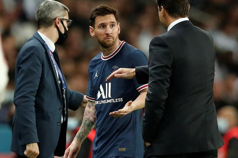 Messi'nin oyundan neden çıktığı belli oldu!