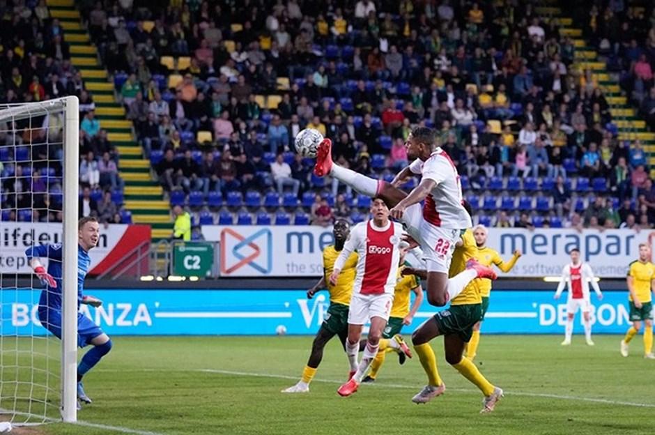Ajax'tan üst üste 4. galibiyet