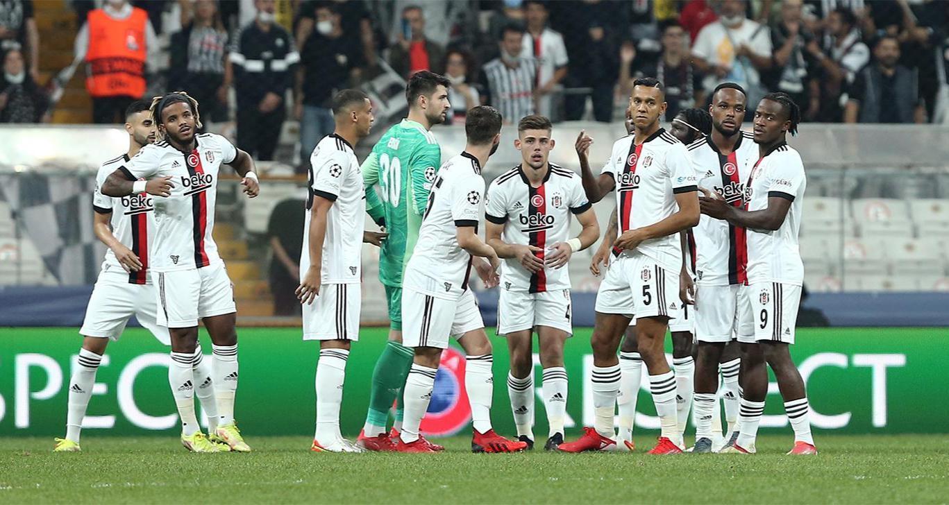 Beşiktaş'ın sağlık raporu! İşte sakat oyuncuların son durumları