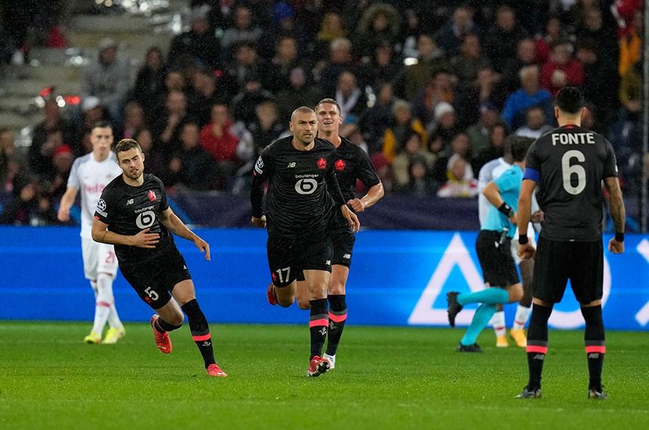 Şampiyonlar Ligi Haberleri: Salzburg 2-1 Lille