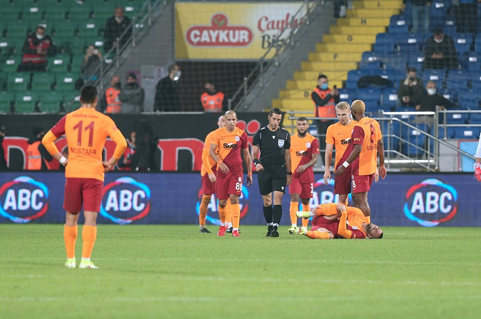 """Galatasaray'dan Ali Palabıyık tepkisi: Esas mağdur biziz!"""