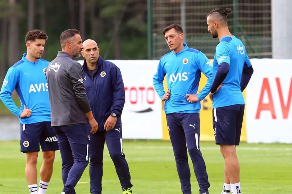 """""""Pereira'dan Mesut Özil açıklaması: Benim kararım..."""""""
