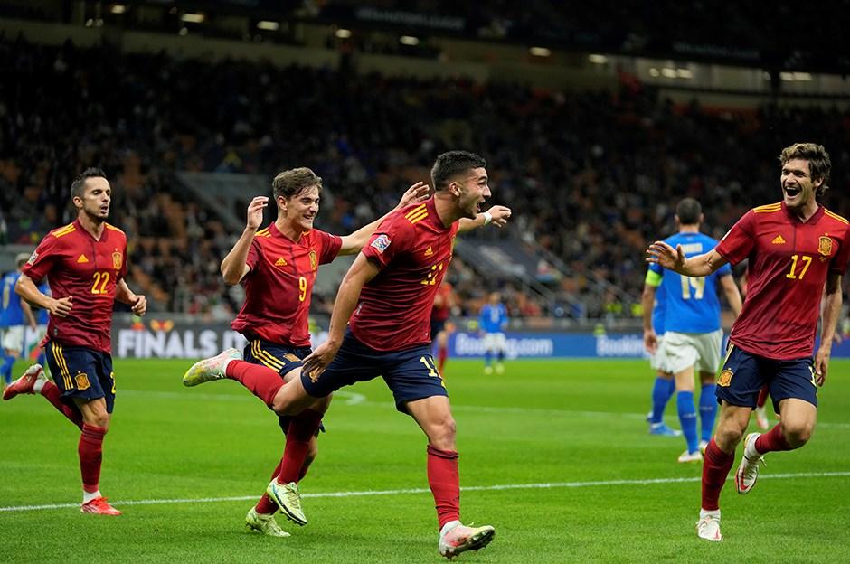 İtalya - İspanya: 1-2