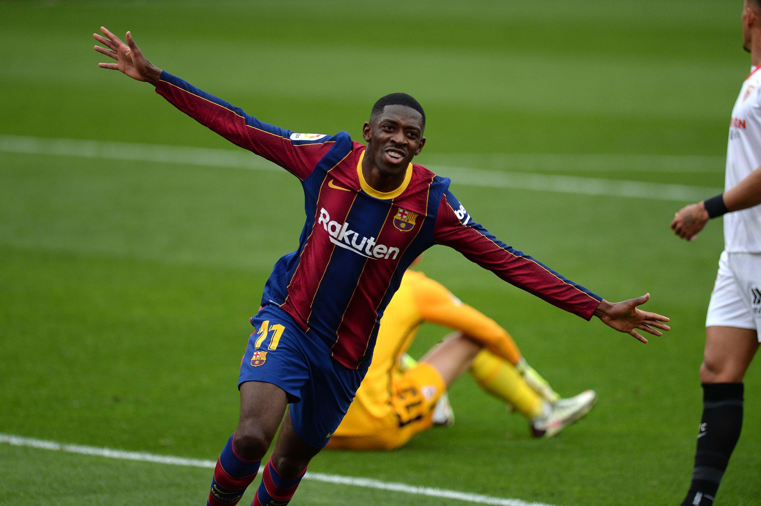 Liverpool'un hedefi Ousmane Dembele!